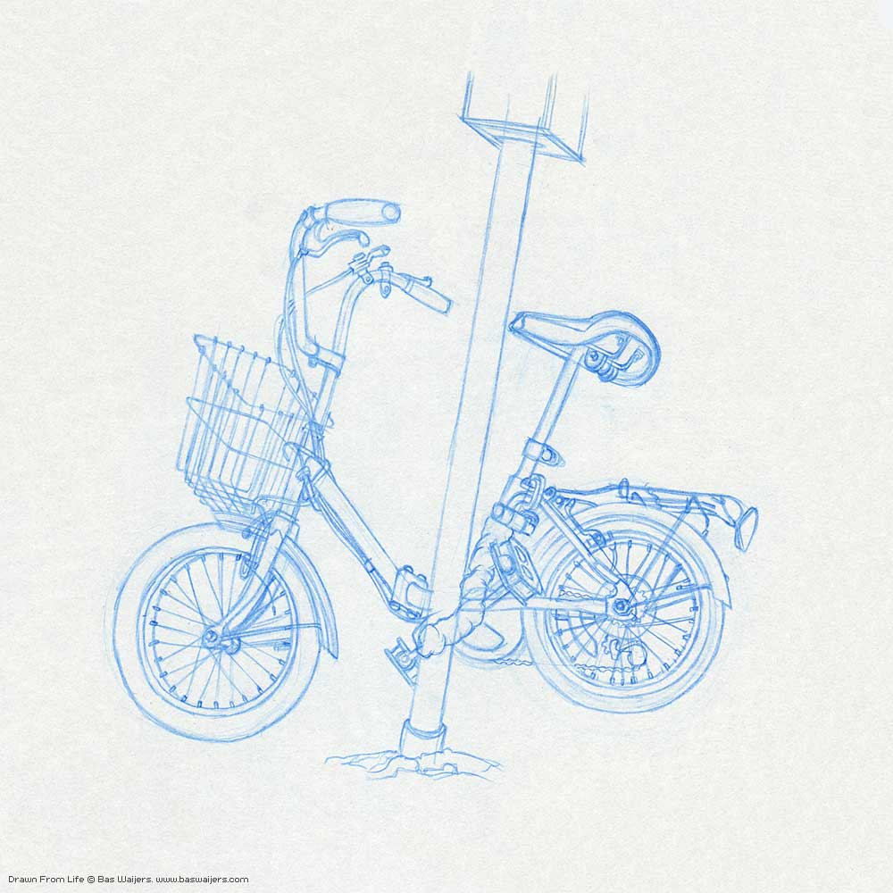 Illustration_Drawn-from-Life_Bike_1250