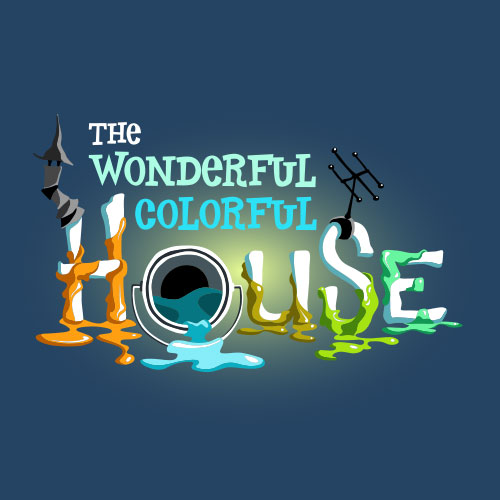 The Wonderful Colorful House